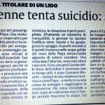 Licata, 21enne tenta il suicidio. Salvata da Giovanni Morello