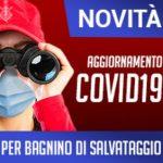 Corso di aggiornamento alla normativa Covid 19 per Bagnini di Salvataggio