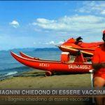 """Mi manda Raitre: """"i Bagnini chiedono di essere vaccinati"""" (video Rai3)"""